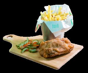 A.Ayam Restaurant Deluxe Set Menu - A4