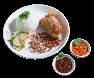 A.Ayam Restaurant Deluxe Set Menu - A5