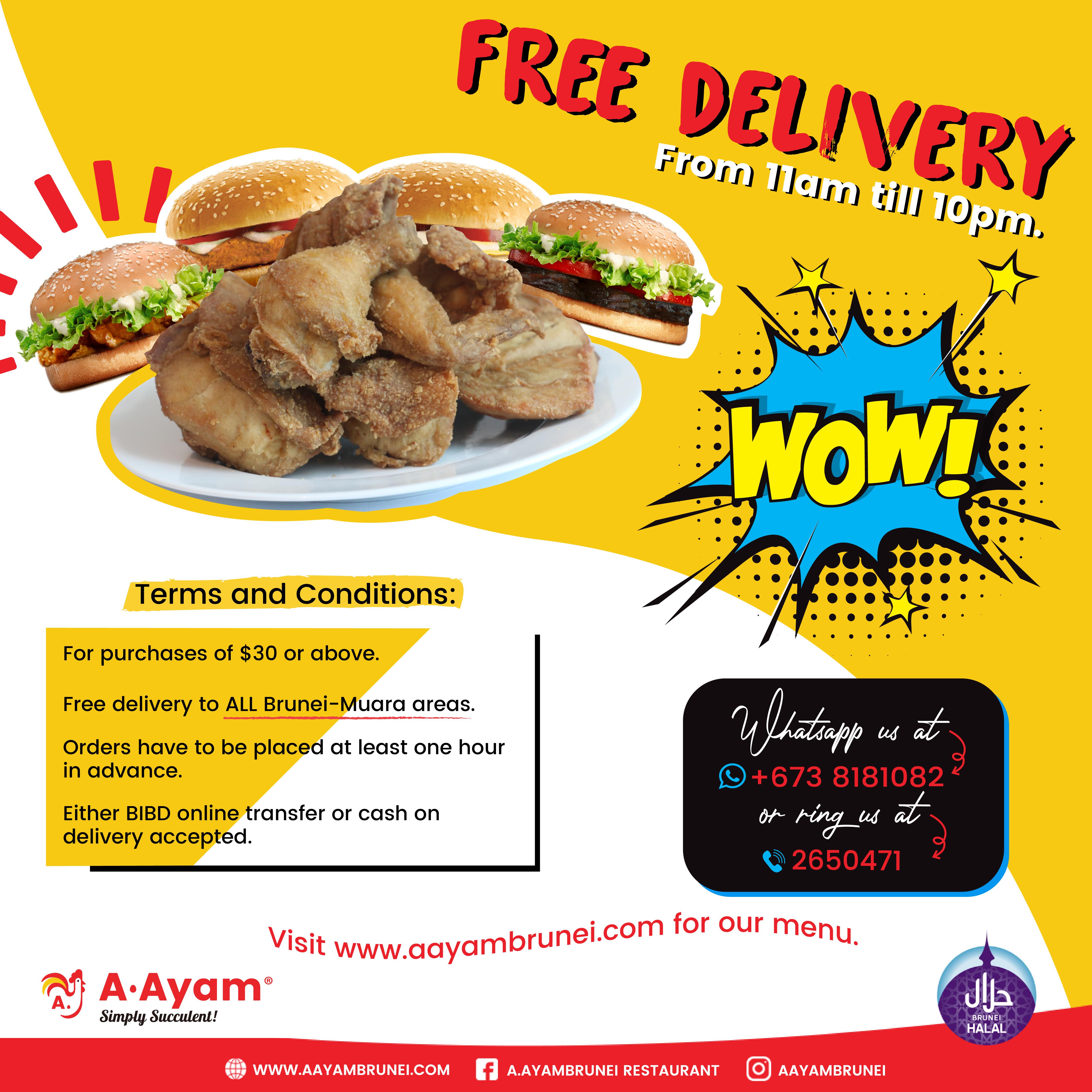 free delivery brunei muara-01